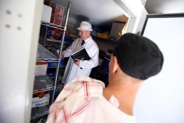 food hygiene inspection